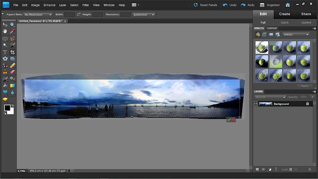Inilah beberapa hasil foto panorama yang saya buat di situbondo ...