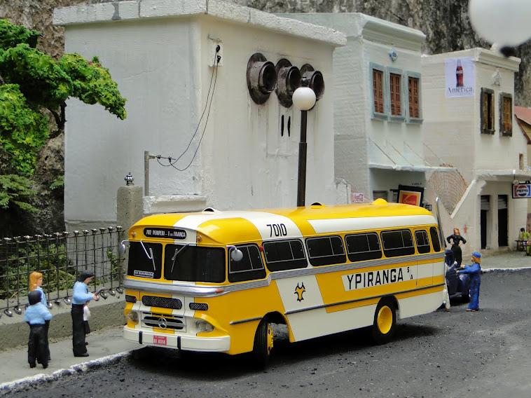 Miniatura do ônibus Cermava 1ª parte