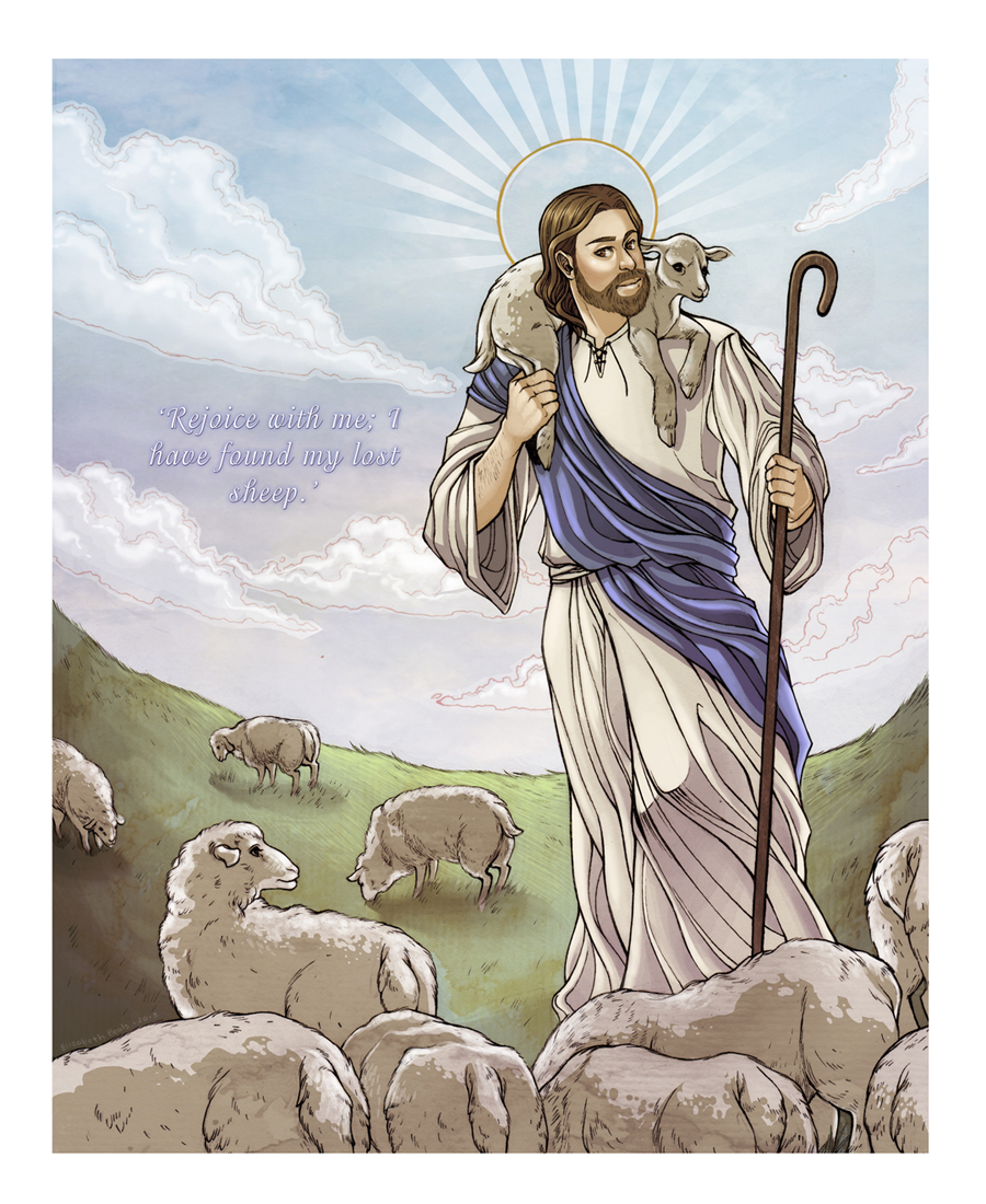 Elizabeth Beals: The Parable of the Lost Sheep