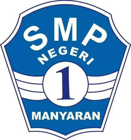 logo smp negeri 1 manyaran wonogiri