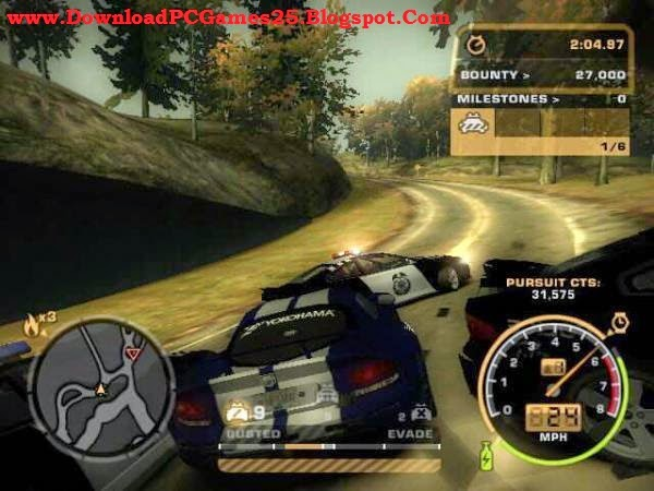 Need For Speed Most Wanted PC Free