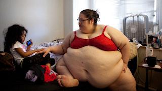 donna simpson, wanita tergemuk di dunia