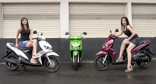 Rahasia YMJET-FI Yamaha Soul GT Motor baru di Indonesia