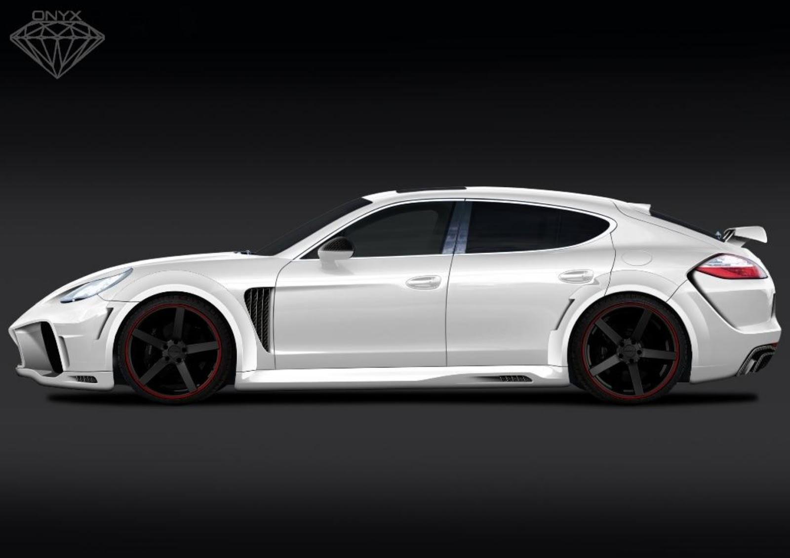 All cars nz 2013 porsche panamera gst edition by onyx