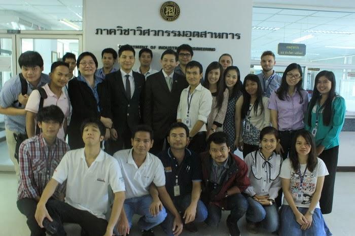ดร. สมชาย หัชลีฬหา วิทยากรรับเชิญที่มหาวิทยาลัยมหิดล