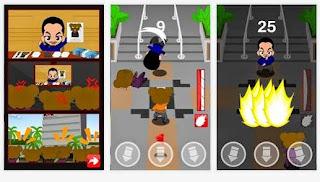 Free Download Game Tema KPK Kriminalisasi .APK Android Gokil Lucu