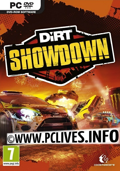 pc game DiRT Showdown cover download full version