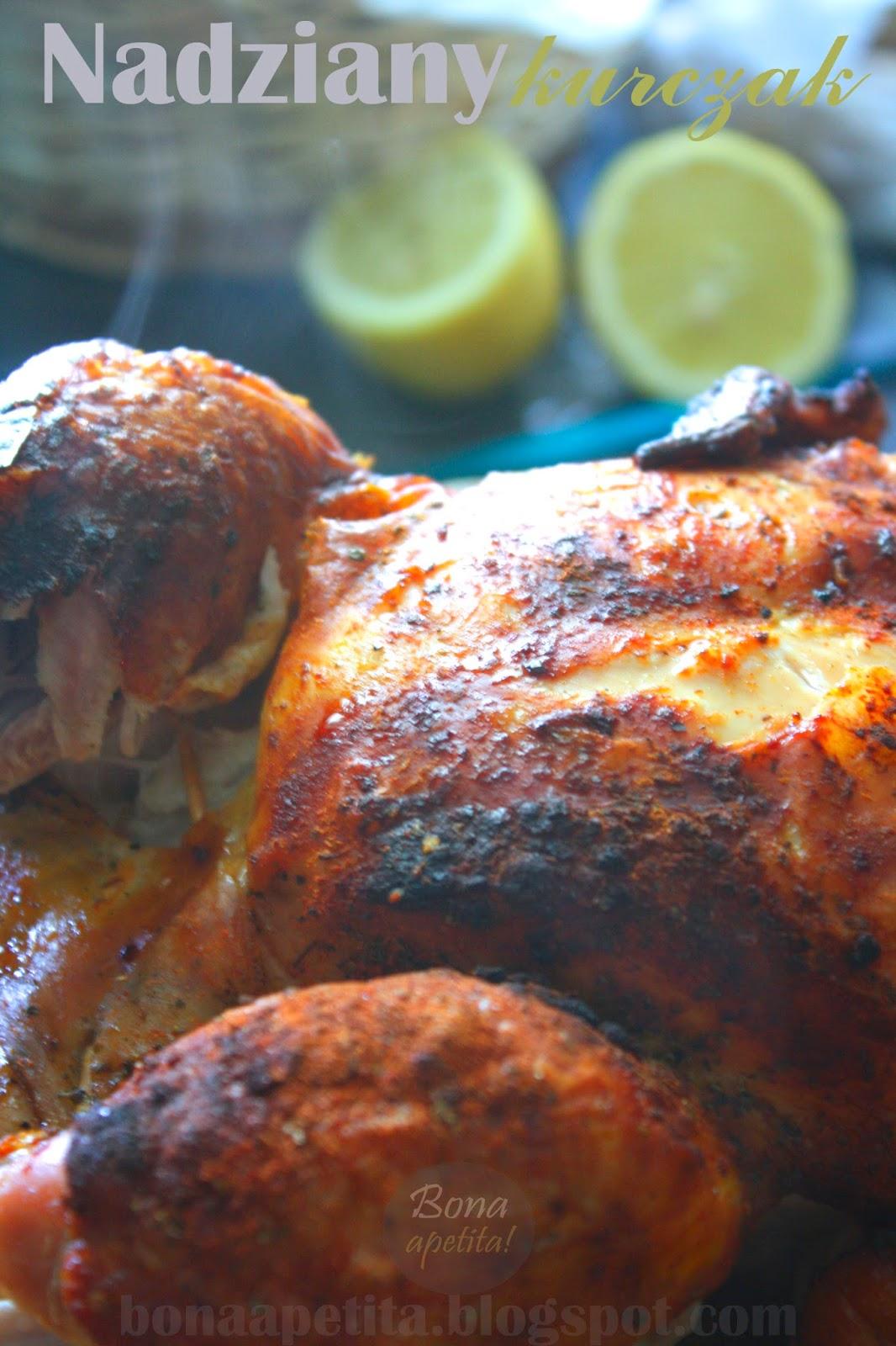 kurczak z kwasem chlebowym