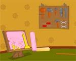 Walkthrough Wooden Tool Room Escape