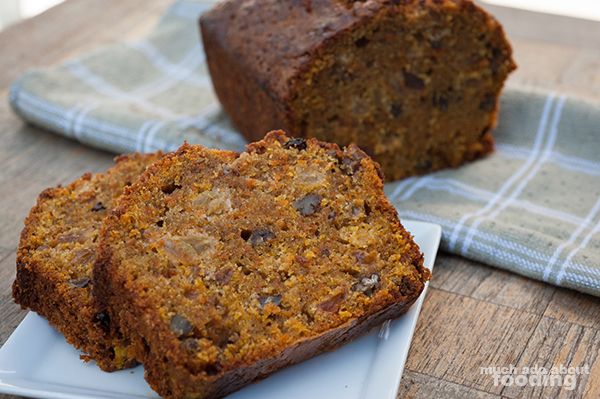 how to make carrot loaf