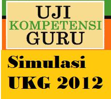 Simulasi UKG 2015, Prediksi Soal dan Kisi-kisi Uji Kompetensi Guru (UKG) Online 2015 : Kompetensi Pedagogik, Jadwal UKG 2015, Jadwal UKG 2015 Wonosobo, Jawa Tengah Bocoran Soal UKG 2015 img