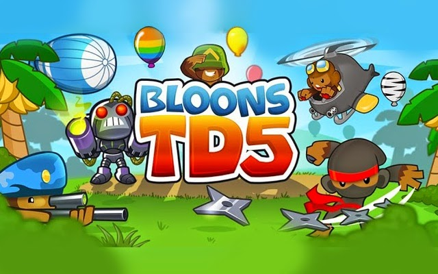 Bloons TD 5 v2.15 APK