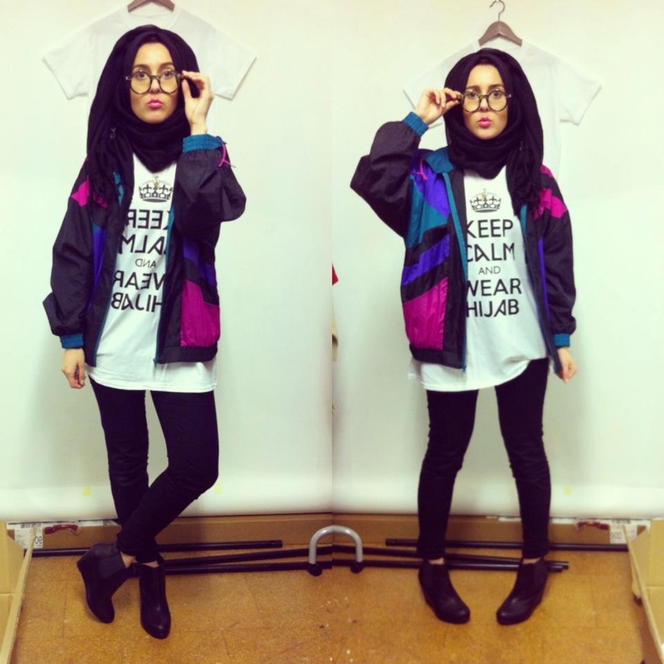 Elliza Hamzah: My Dina Tokio Style