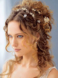 wedding styles for long curly hair Hairstyles for long hair girls