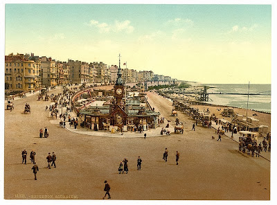 Brighton Sea Front and Aquarium