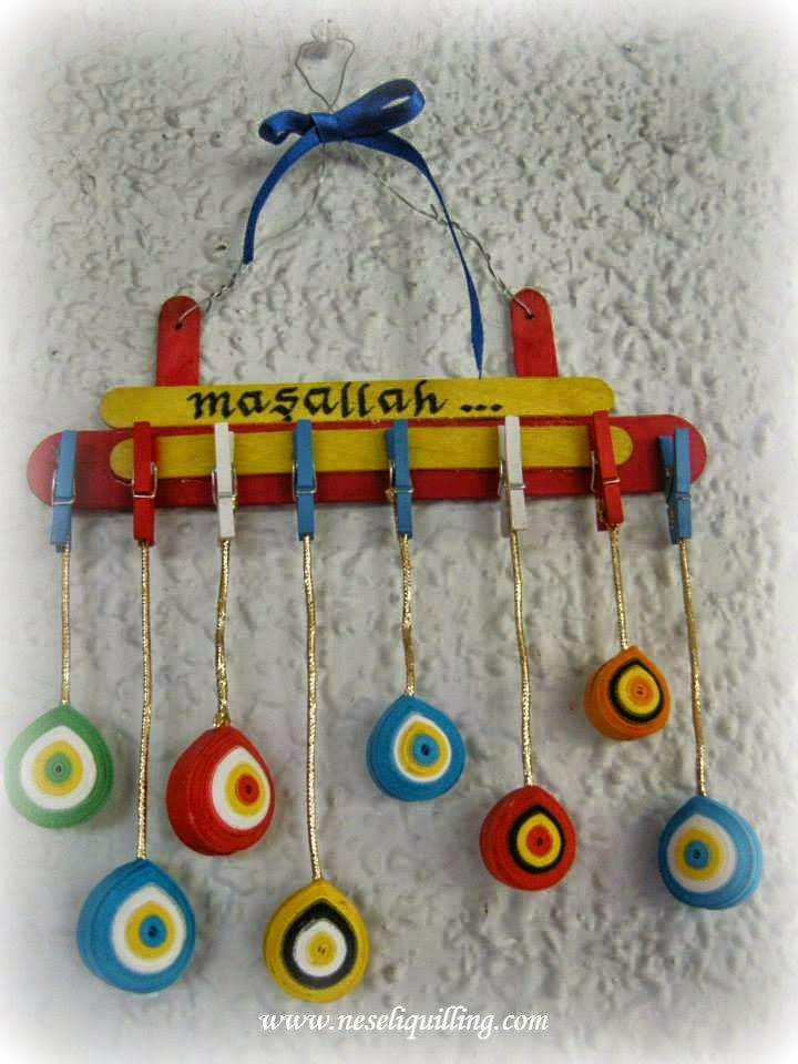 neseli quilling for doors