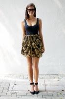 falda inspirada en Dolce&Gabbana