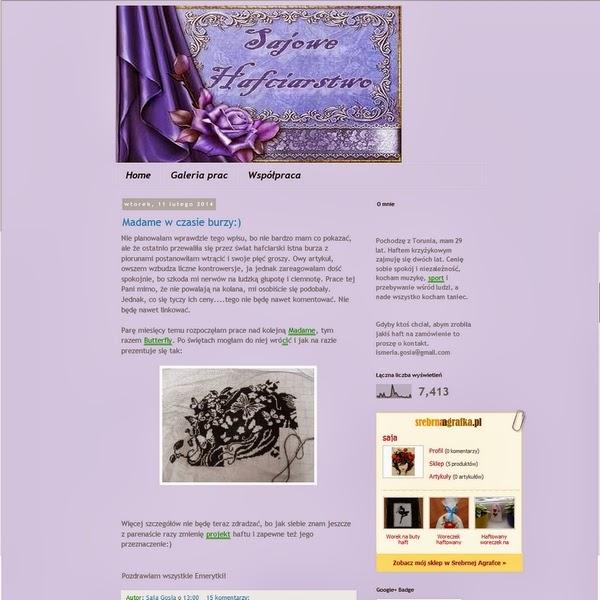 http://sajowe-hafciarstwo.blogspot.com/
