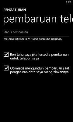 Nokia Lumia 620 update Amber