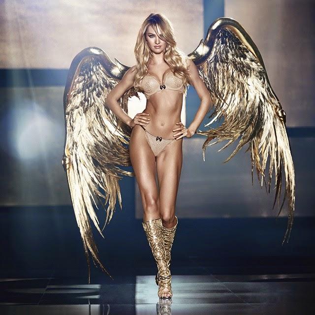 Más que ángel es Candice Swanepoel