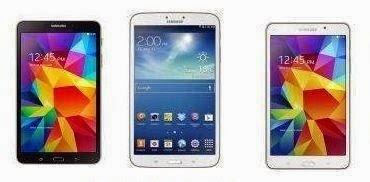 Daftar Harga Tablet Samsung November 2014
