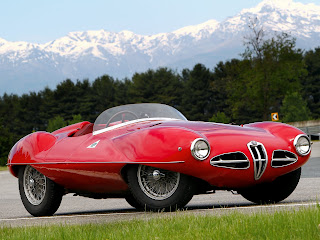 Alfa Romeo 1900 C52 Disco Volante Spider (1359) '1952 by Touring