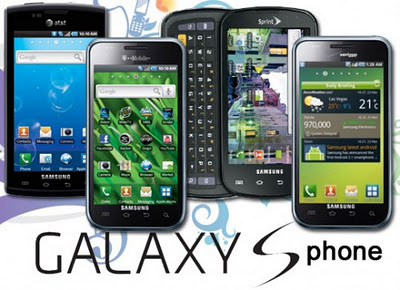 Harga Samsung Galaxy Series Agustus 2012 Terbaru