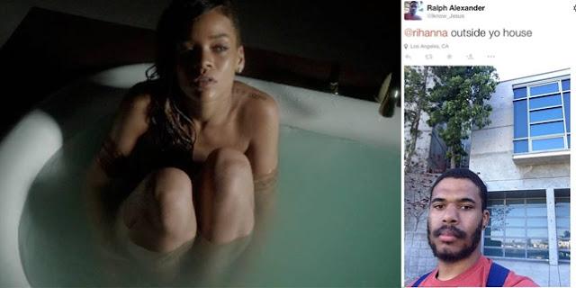 Cowok ini Mengancam Akan Membunuh Hingga Mengirim Video P0RN0 Pada Rihanna