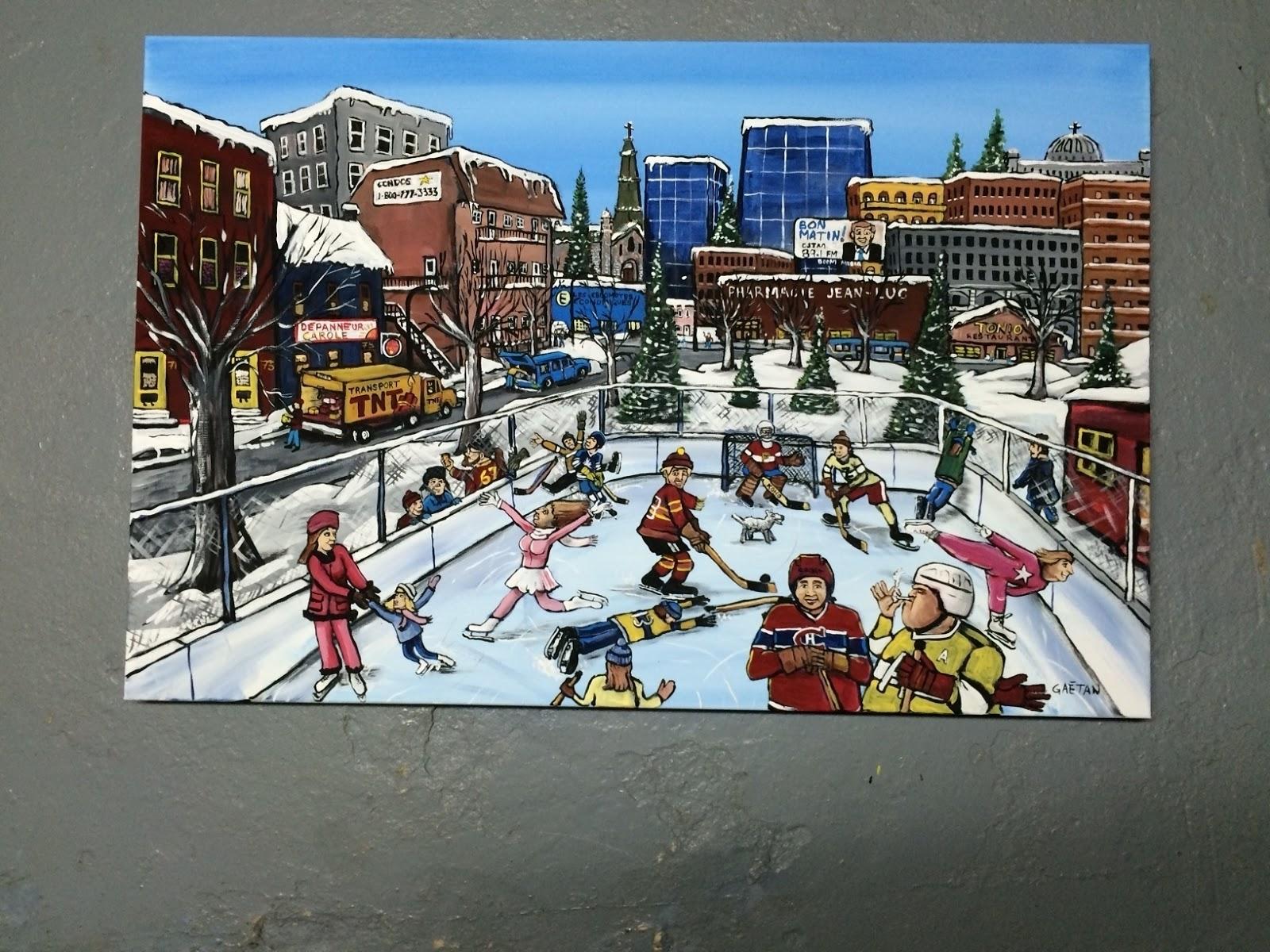 La patinoire pour tous