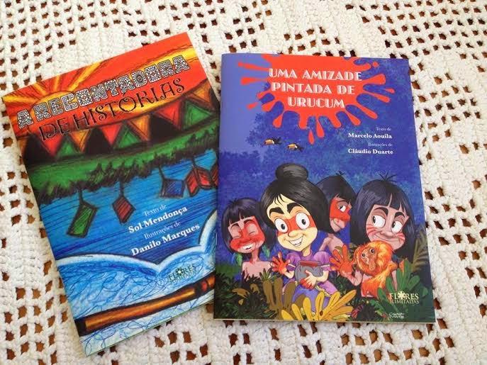 Histórias e memórias dos primeiros povos do Brasil para crianças