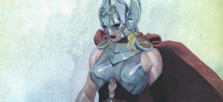 Marvel anuncia uma Thor feminina; Isso pode afetar a franquia de filmes?