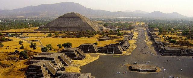¿Como llegar a Teotihuacan?