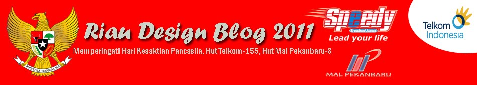 Riau Design Blog
