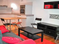 Apartamento en alquiler en Zalaeta, amueblado, garaje. 525€