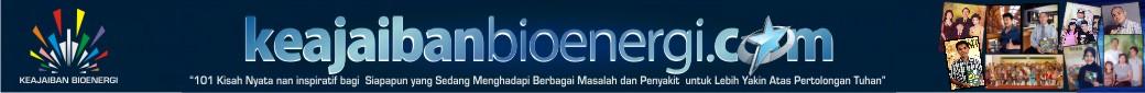 KEAJAIBAN BIOENERGI: Bioenergicenter, Bioenergi center, Syaiful Maghsri