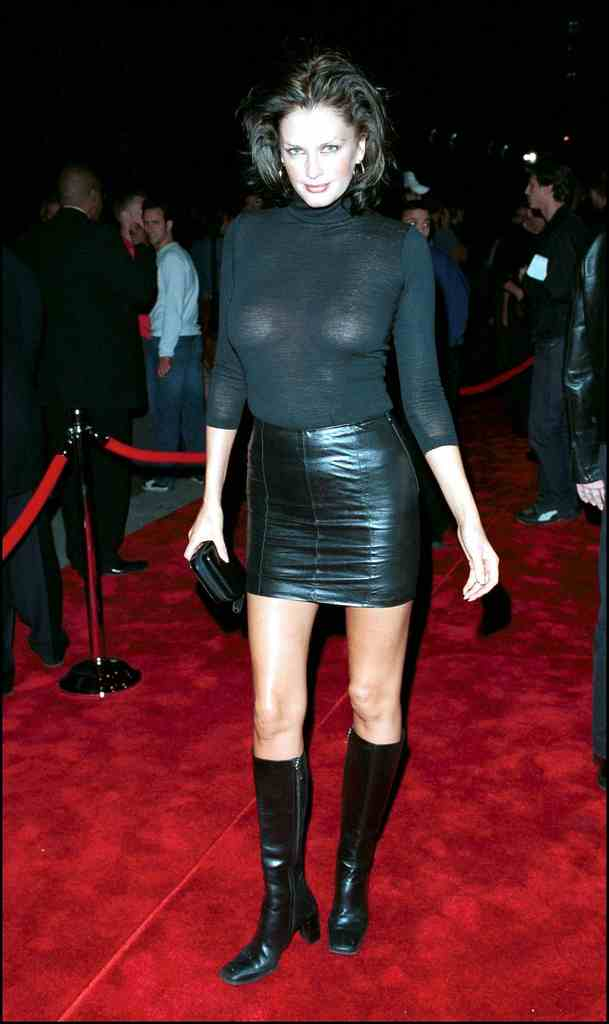 lovely in leather bax in a tight