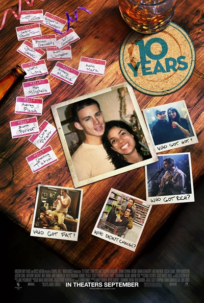 10 Años DVDRip Español Latino Película Drama 2011