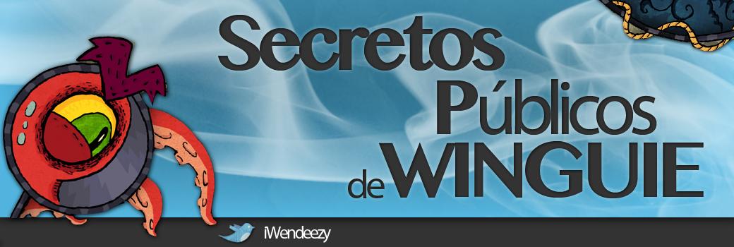 * Secretos Públicos de Winguie