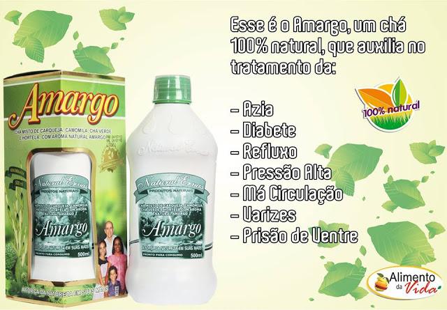 Chá Amargo Original da Natural Ervas