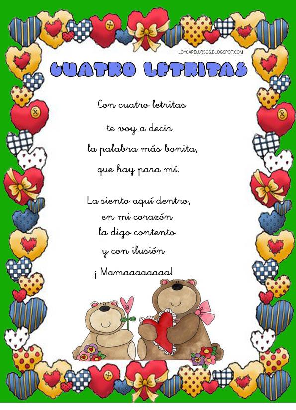 Poemas Del DIA De Las Madres