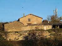 Façana de migdia de Can Rocanegra