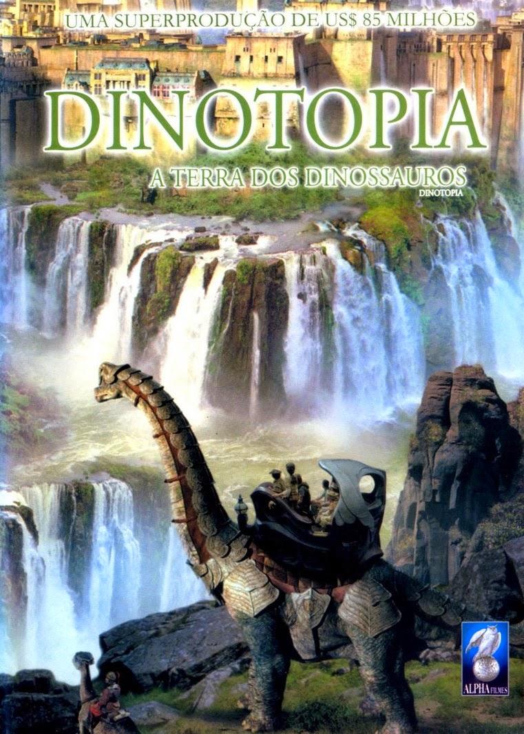 Dinotopia: A Terra dos Dinossauros – Dublado (2002)