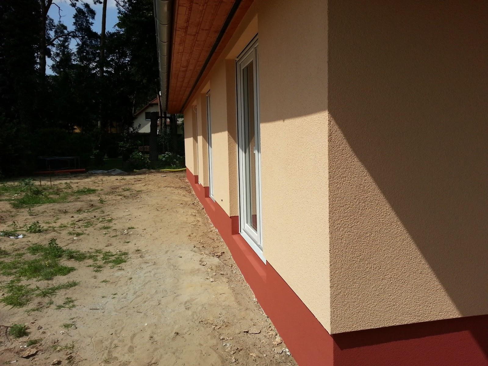 Sockelfarbe Haus aileen und bauen oh nein unser haus ist entstellt