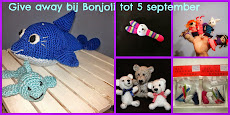Give away bij Bonjoli