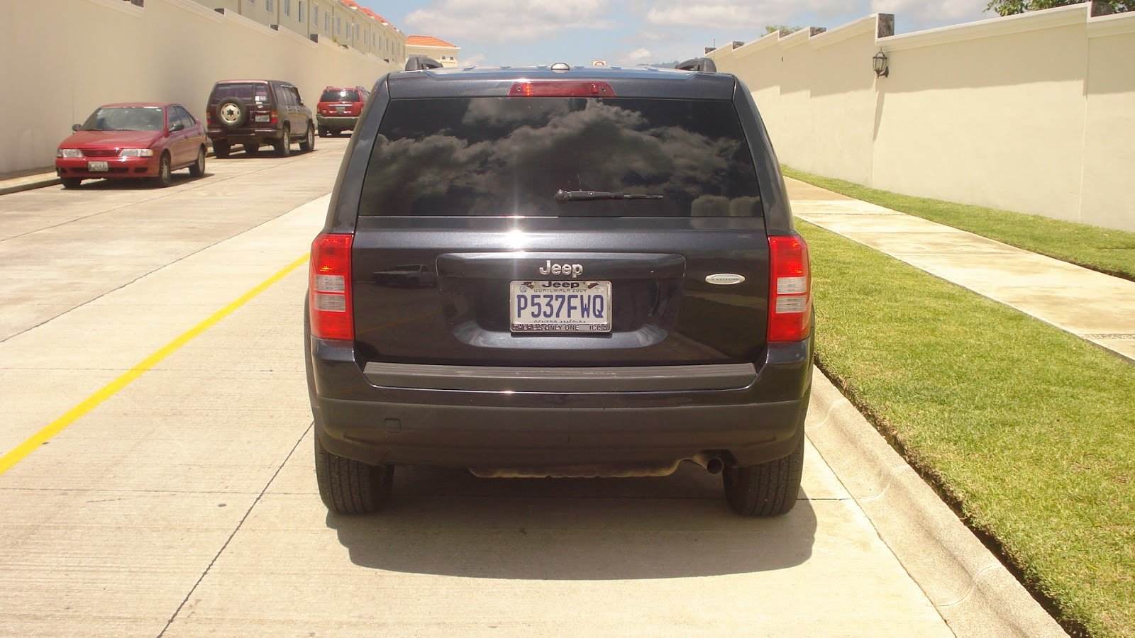 IMPORTMYM: Jeep Patriot 2014
