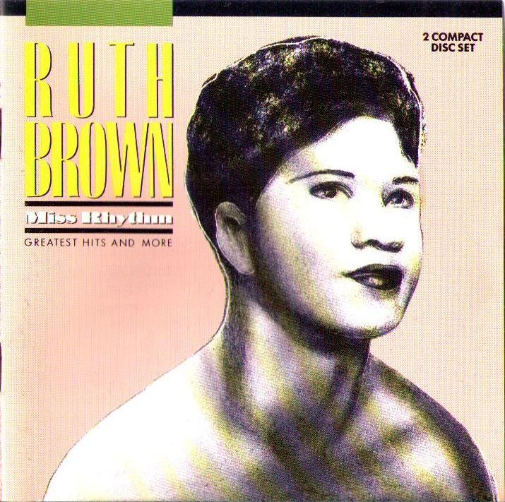 ruth brown Read news updates about ruth brown discover video clips of recent music performances and more on mtv.