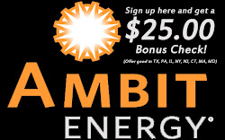 Get a $25.00 rebate from Ambit