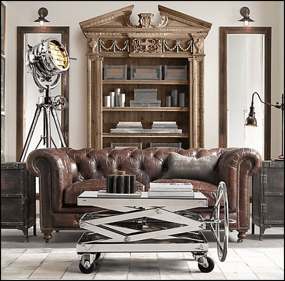 industrial decor industrial style decorating industrial style