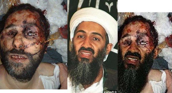Bin Laden Death Photos V i s i o n ......