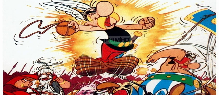 Asterix, Người Hùng Xứ Gaul - Asterix the Gaul - 1967